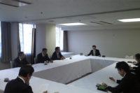 第2回総務委員会東北地区小委員会が開催されました。