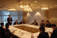 第2回総務委員会中部地区小委員会が開催されました。