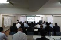 平成27年度運転サービス士・管理実務担当者研修会が札幌で開催されました。
