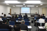 平成27年度第1回運行管理士資格制度講習会が開催されました。