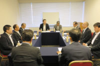 平成30年度第1回東北地区委員会が開催されました。